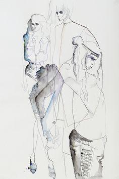 ILLUSTRATIONS : Leonie Barth