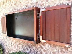 New Waterproof Outdoor Tv Cabinet