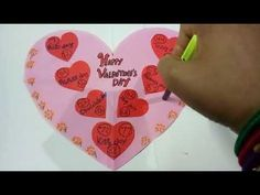 Tombola kitty game idea for Valentine's Day theme - YouTube