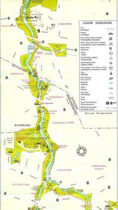 velo Braamfontein Spruit Trail Braamfontein Spruit Trail