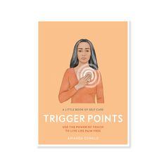 New science confirms that trigger-point massage is one of the most effective ways to relieve pain. Trigger Points gives you 40 simple, step-by-step exercises you can safely use at home to target pain - from long-term, debilitating backache or repetitive strain injury to migraines or acute, post-injury pain.