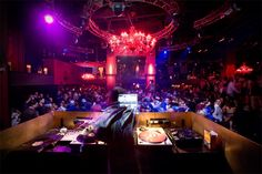 Tao Nightclub in Las Vegas. Like its sister club, Lavo, Tao offers killer dance beats in the midst of luxury.