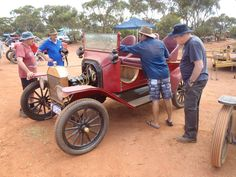 Ford Model T Special Speedster with four seats Ford Models, Antique Cars, Antiques, Vehicles, Red, Vintage Cars, Antiquities, Antique, Car