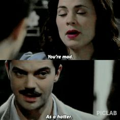 Peggy and Howard. Agent Carter tumblr.