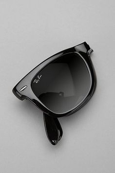 Ray-Ban Folding Wayfarer Sunglasses. Favorite.