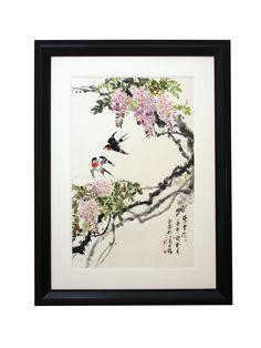 Chinese painting from APF Munn