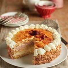 Yema, Angel Food Cake, Tostadas, Cakes And More, Cheesecakes, Tiramisu, Mousse, Cake Recipes, Pie