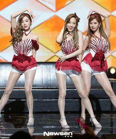 Taetiseo Adrenaline performance on M countdown