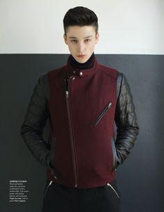 Ash Stymest by Nikolai de Vera for Fashionisto #5
