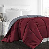 Chic Home 3 Piece Josepha Pinch Pleated Ruffled  Pintuck Sherpa Lined Comforter