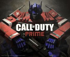 Call of Duty: Prime.  #Transformers
