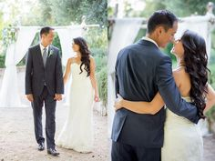 Ojai Valley Inn and Spa Wedding   Photo by Brandon Wong Photography