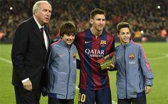 "Rexach: ""Braida controla el fútbol internacional"" +http://brml.co/1DeMkTS"