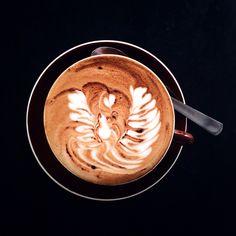 Morning #coffeeart