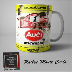 Audi Mug
