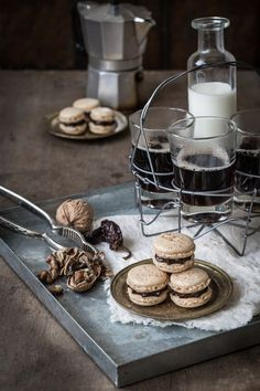 Coffee and  Macarons by Food with a View - Berlin Food & Photography on 500px