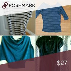 Tops -Bundle All new without tags Tops