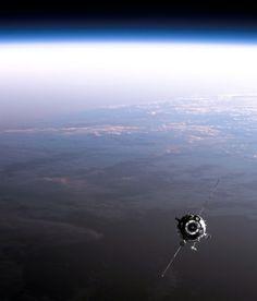 Soyuz approaching!