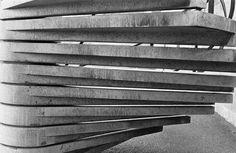 University of East Anglia Denys Lasdun stairs. Education Architecture, Architecture Design, University Of East Anglia, Brutalist, Minimalism, Stairs, Reception Desks, Devil, Ranch