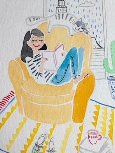 Marygribouille Illustratrice Française