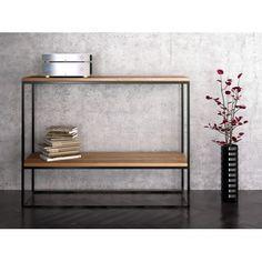 Konsolentisch Modern konsolentisch jerrell matt grau inneneinrichtungen