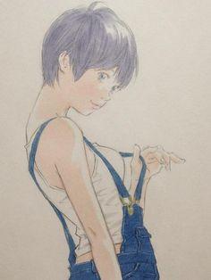 見えてない  (via http://mietenai.tumblr.com/post/80872744527/yoimachi-via-twitter-eisakusaku )