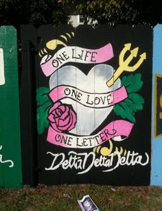 tri delta in Isla Vista!    if i could get this on a tshirt I would literally have a heart attack!!!