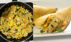 This recipe is perfect for when you're craving pot pie on the go.