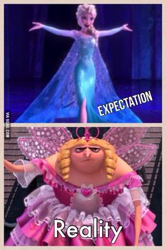 Every time I dress up for a party!
