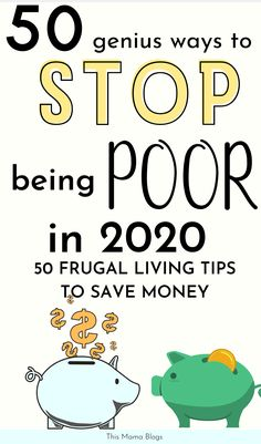 Looking for practical frugal living tips that work? Looking for ways to save money without having to give up on many things? Try these genius money saving tips to help you stop being poor in… Best Money Saving Tips, Money Saving Challenge, Ways To Save Money, Money Tips, Money Hacks, Best Saving Plan, Quick Money, Save Your Money, Extra Money