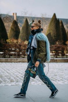 21 Best Denim images | Street style, Fashion, Clothes