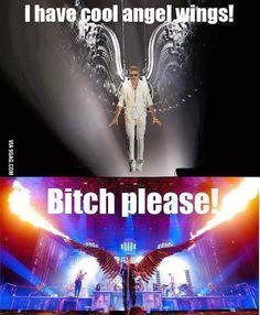 Rammstein...most amazing concert ever.