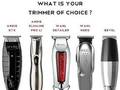 """2,636 Likes, 112 Comments - Boom Barber (@barber_boom) on Instagram: """"What is your trimmer of choice??"""""""