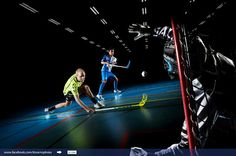 studio take on the fastest growing sport - going olympic too and some does not have a clue...