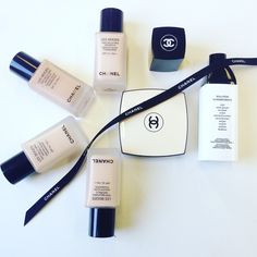 Can't wait to test this babies  #lesbeiges #healthyglowfoundation for all #naturalbeauties #new by #chanel ❣ #healthy #glow #foundation #natural #beauty #makeup #beautifulskin #luxury #beautiblogger #missesbond