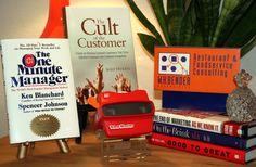Top Five Books for Restaurant Management Training & PerformanceScope Inc. Introduction - FohBoh