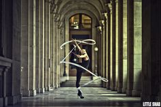 Nathalie Fauquette by Little Shao Well, looks like i'm going to need to borrow a dancer!