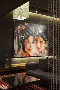 Radisson Blu Hotel Pudong Century Park, Shanghai - Lounge Art