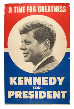 This shows how Kennedy was able to use such an easy way to campaign and still use it extremely effectively.