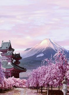 Monte Fuji in Japan. Japanese Culture, Japanese Art, Monte Fuji Japon, Beautiful World, Beautiful Places, Places Around The World, Around The Worlds, Places To Travel, Places To Visit