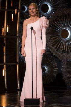Mejor vestida de los Oscar 2015: Gwyneth Paltrow con un vestido rosa de Ralph & Russo Sienna Miller, Julianne Moore, Reese Witherspoon, Gwyneth Paltrow, Nicole Kidman, Scarlett Johansson, Lady Gaga, Ralph & Russo, Couture