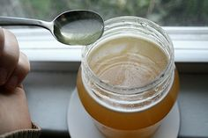HONEY FOR Energy – 4 large tea spoons and a pill of vitamin E equals one Red Bull. With NO liver damage