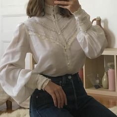 Pretty Outfits, Cool Outfits, Fashion Outfits, Womens Fashion, Vintage Outfits, Vintage Fashion, Looks Style, Mode Style, Look Cool