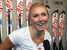 Mikaela Shiffrin freut sich auf Duell mit Lara Gut » Ski Weltcup 2016/17