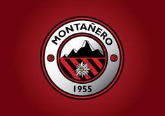 Club Montañero de Estudiantes badge design