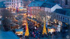 Christmas market in Mainz