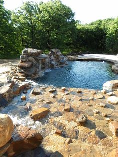 Custom Swimming Pool Designs Dallas I think every back yard should have one don't you?? Yes I do!!