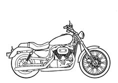 pencil-black-and-white-wallpaper-free-motorcycle-coloring-page-letscoloringpages-com-harley-davidson-sportster-xl-1200c.gif (1508×1063)
