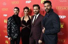 'El asesinato de Gianni Versace' llega a la Alfombra Roja Ricky Martin, Hollywood Tv Series, Gianni Versace, Darren Criss, Movie Posters, Movies, Red Carpet, Celebs, Occult