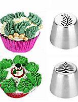 Moldes de bolos Boneco de neve Natal 3D para biscoito Para Gelado para Candy Bolo Cupcake para bolo Aço Inoxidável Natal Casamento Ano